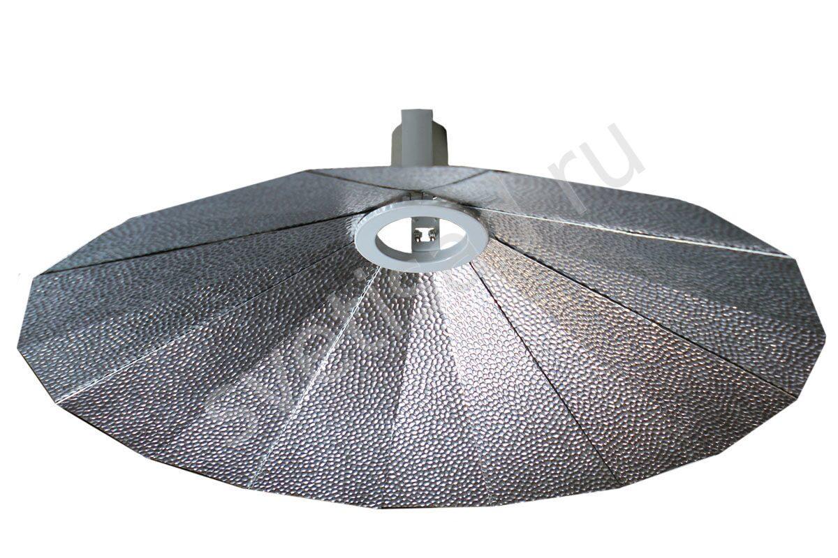 Как сделать отражатель для светильника
