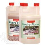 CANNA Hydro Flores A+B, 1+1 L (soft water)