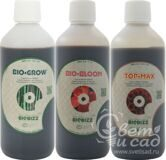 BioBizz Indoor Pack 3x0,5 L