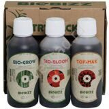 BioBizz Try-Pack Indoor 3x0,25 L