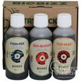 BioBizz Try-Pack Outdoor 3x0,25 L